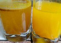 Kāda 47 gadus veca sieviete katru rītu dzēra siltu ūdeni ar kurkumu. Uzziniet, kas notika pēc 12 mēnešiem!