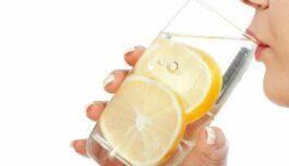 Efektīva citronūdens lietošana. Attīrām fizioloģiskos blokus un tonizējam organismu!